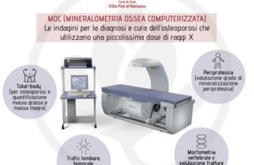 La Mineralometria Ossea Computerizzata