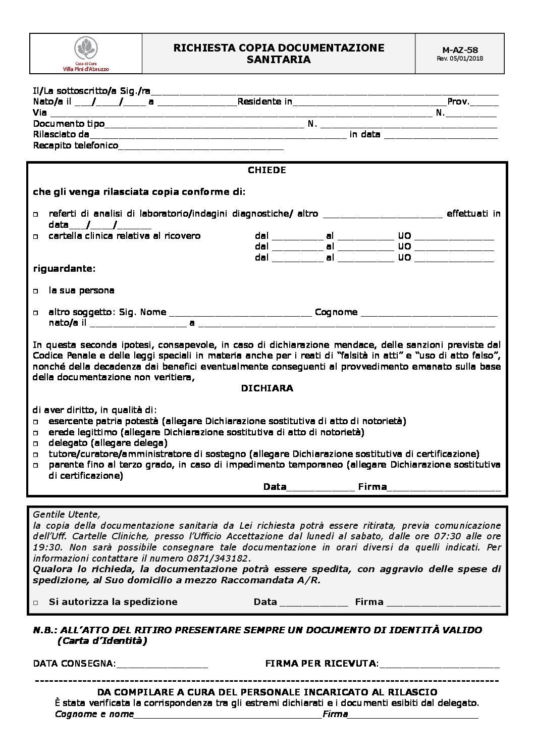 RICHIESTA-COPIA-DOCUMENTAZIONE-SANITARIA-2